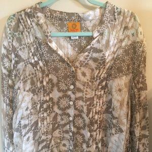Pretty printed blouse
